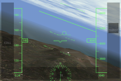 Screenshot X-Plane-Helicopter Review