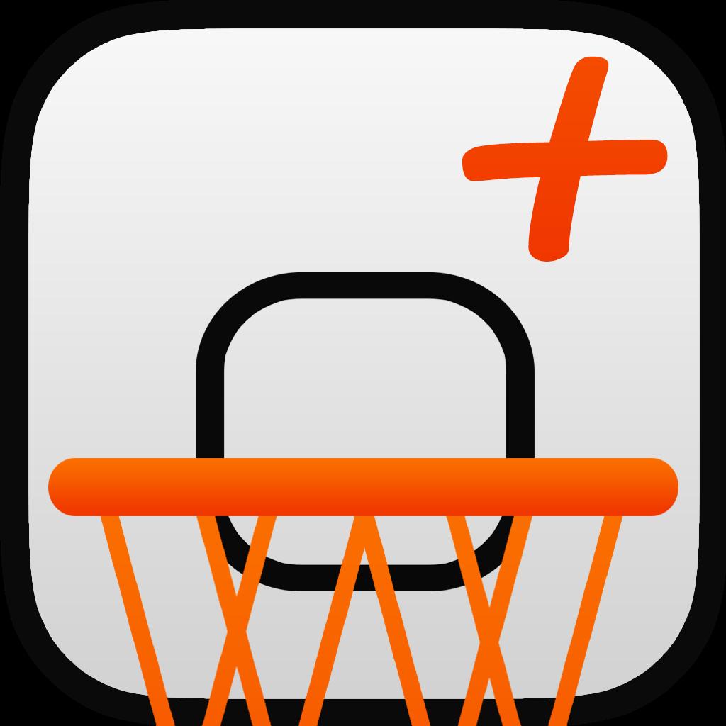 LetsBasket+ Estadísticas de tus partidos Marcador Temporizador & Baloncesto Scouting